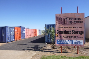 Kingaroy Street Kingaroy (Container Storage)
